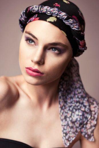 Megan, Hair and Makeup by Rachel Lynn Carr, Photographed by Megan Gardner