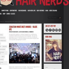 The Hair Nerds Blog, May 2, 2013